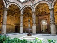 Florenz Paläste (Palazzi)