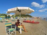 Bade- und Strandurlaub